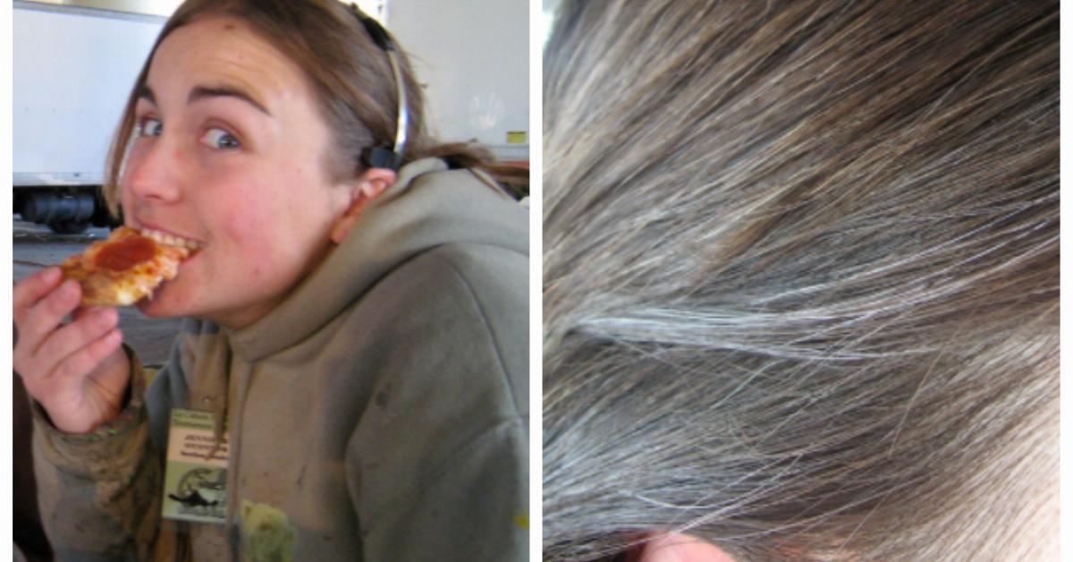 Graue Haare: 7 Ursachen