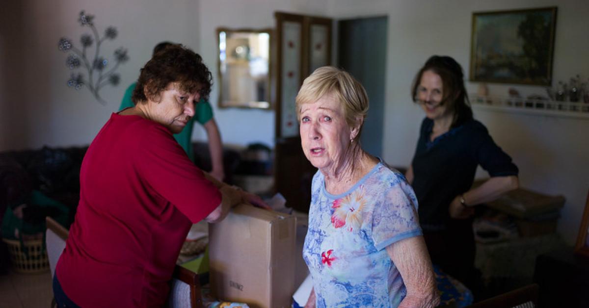 Konflikt mit Schwiegereltern in spe