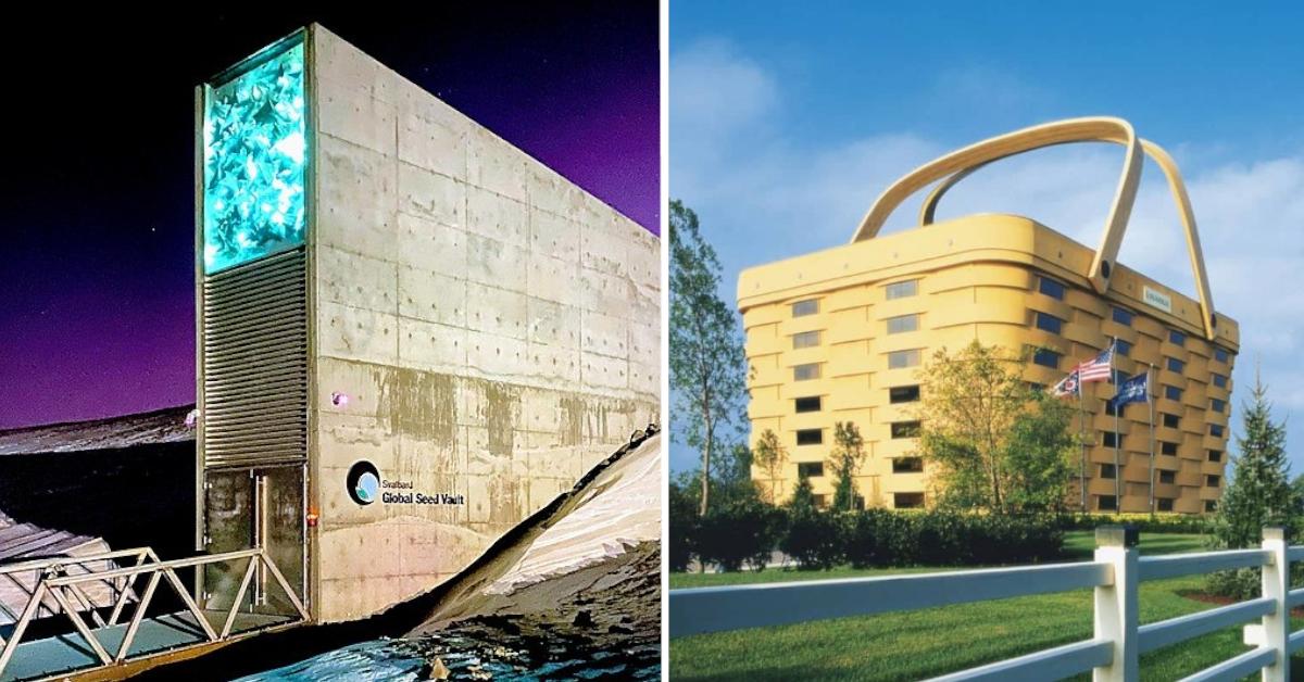 architektonische Meisterwerke